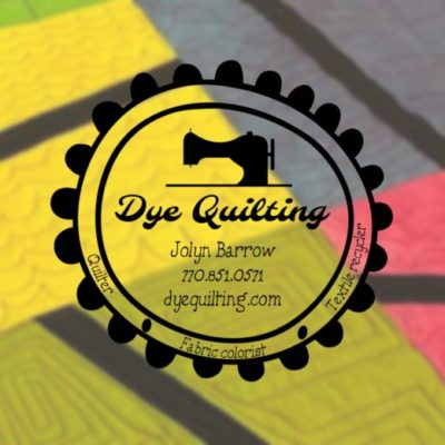 Dye Quilting